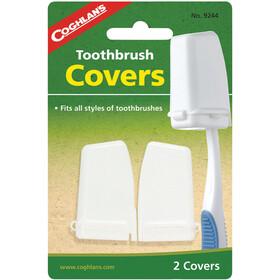 Coghlans Capuchon pour tête de brosse à dents 2 tubes fournis